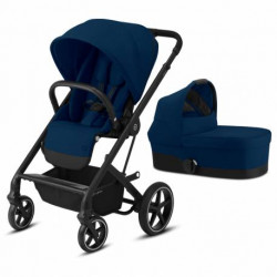 SILLA BALIOS S + LUX CARRY COT