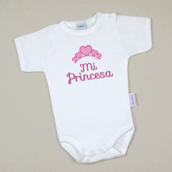 Body Divertido Mi Princesa