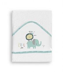 Maxi capa de baño Cool zoo