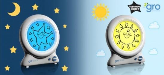 Reloj para dormir Groclock