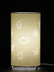 Lámpara Infantil de Mesa...