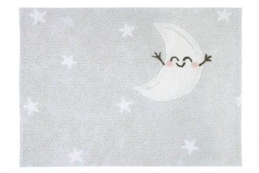 Alfombra Lavable Happy Moon...