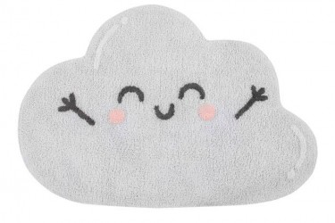 Alfombra Lavable Happy Cloud