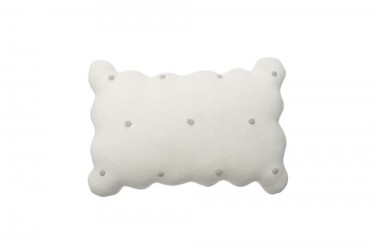 Cojín Lavable Biscuit Ivory