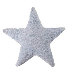 Cojín Lavable Star - Blue