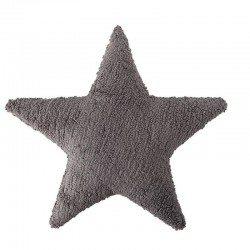 Cojín Lavable Star - Dark Grey
