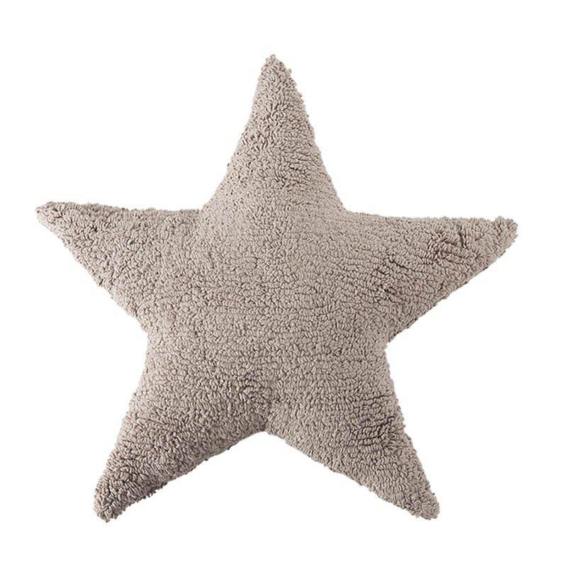 Cojín Lavable Star - Linen