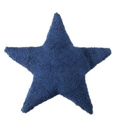 Cojín Lavable Star - Navy