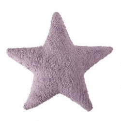 Cojín Lavable Star - Purple