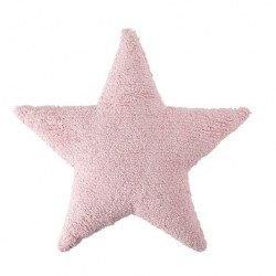 Cojín Lavable Star - Pink