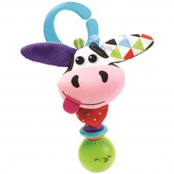 "Vaca Sonajero ""Shake me"" de..."