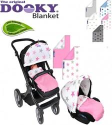 Dooky Blanket mantita Stars